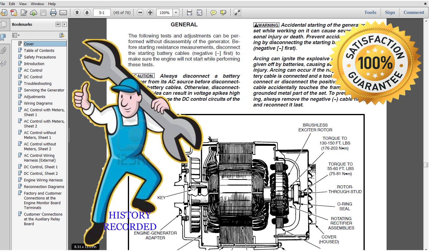 Thumbnail Mercury 2 str service repair manual 135 150 175 200 225