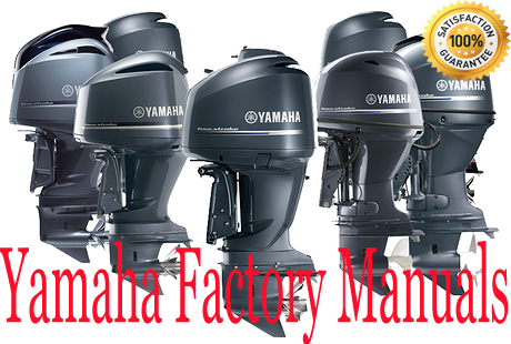 Thumbnail 2003 Yamaha F25TLRB Outboard service repair maintenance manual. Factory