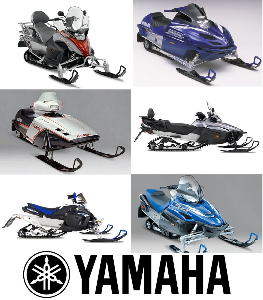 Yamaha PHAZER / FX / GT / MOUNTAIN LITE / VENTURE LITE / VECTOR MOUNTAIN Snowmobile Service  Repair Maintenance Overhaul Workshop Manual