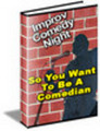 Thumbnail So You Want To Be A Comedian