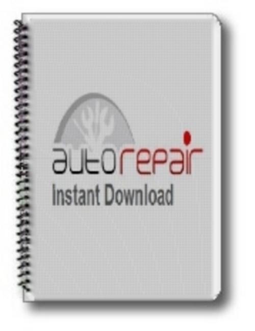 Free MITSUBISHI PAJERO SERVICE REPAIR MANUAL DOWNLOAD 1996-2001 Download thumbnail