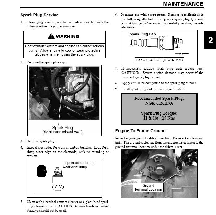 klf250 bayou workshop repair manual 2003 onwards. Black Bedroom Furniture Sets. Home Design Ideas