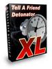 Thumbnail *new* Tell A Friend Detonator with MRR (Value : $167)