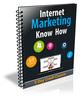Thumbnail Internet Marketing Know How (ebook)