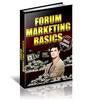 Thumbnail Forum Marketing Basics with MRR