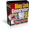 Thumbnail *new* Blog Link Generator Software with PLR