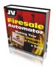 Thumbnail *new* JV FireSale Automator Software with MRR