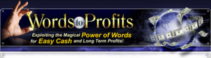 Thumbnail *must have* Words to Profits Online with MRR