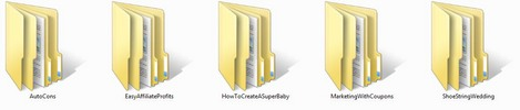 Thumbnail *new* 5 Niche Products with PLR