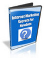 Thumbnail *new* Internet Marketing Secrets For Newbies with MRR