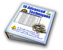 Thumbnail *new* 18 Advanced Techniques Report with MRR