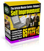 Thumbnail *new* 65 Self Improvement Private Label Articles with PLR