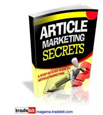 Pay for *new* The 1,000,000 Article Marketing Secrets with MRR
