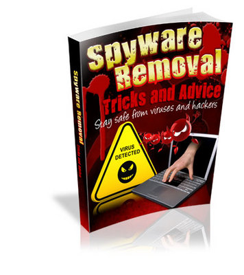 Pay for Spyware Removal Tricks and Advice with  MRR *new*