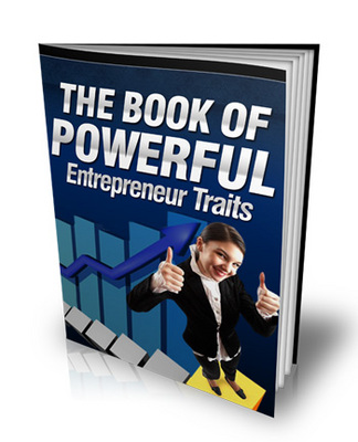 Pay for *new*The Book of Powerful Entrepreneur Traits with MRR