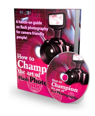 Pay for *new*How To Champion the Art of Flash Photography with MRR