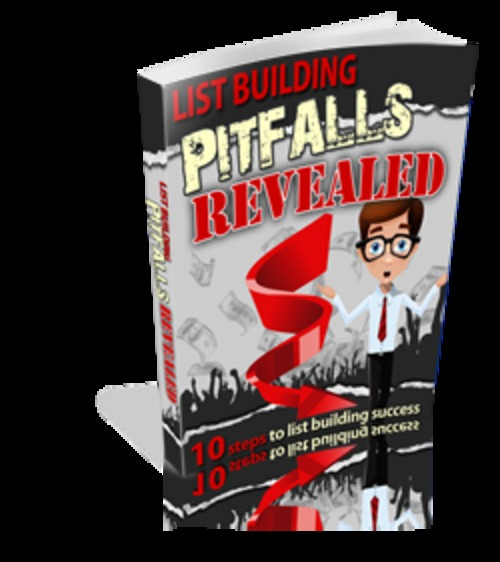 Pay for List Building Pitfalls (ebook)