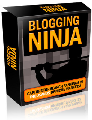 Pay for *new* Blogging Ninja with Master Resale Right