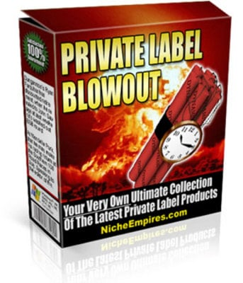 Pay for *new* 15 Private Label Blowout Business in A Box with PLR