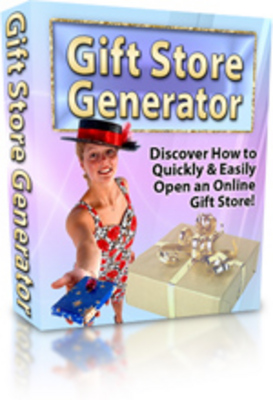 Pay for *new* Gift Store Secrets Scripts with PLR