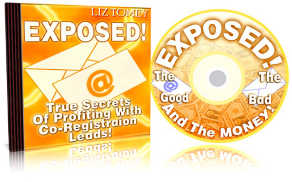 Pay for *new* True Secrets of Profiting With Co-Registration Leads
