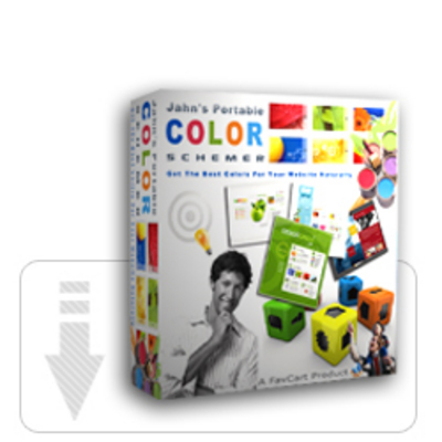 Pay for *new* Color Schemer with Master Resale Right