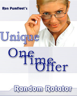 Pay for *new* Unique One Time Offer Scripts with MRR