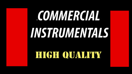 Pay for Commercial instrumentals! Private Label RIghts (PLR) Pack 1