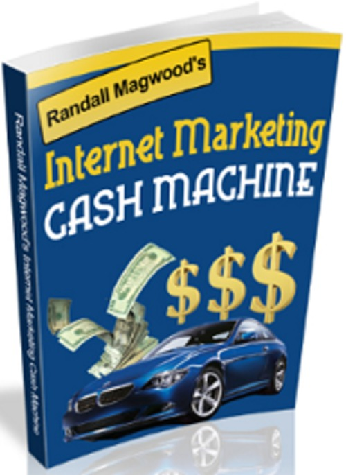 Pay for Randall Magwoods Internet Marketing Cash Machine
