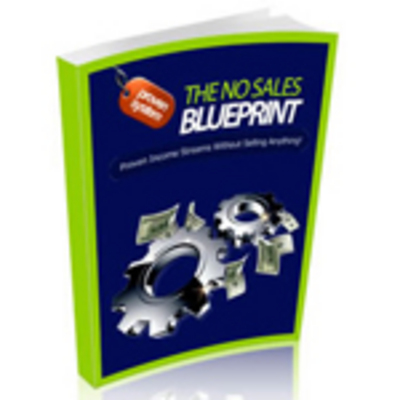 Pay for The No Sales Blueprint (With Master Resell Rights)