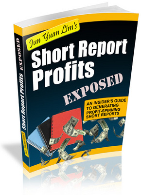 Pay for Short Report Profits Exposed