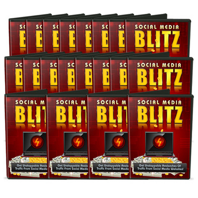 Pay for Social Media Blitz (With Master Resell Rights)