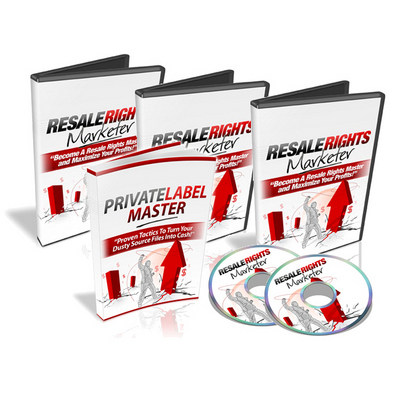 Pay for Resale Rights Marketer (With Master Resell Rights)