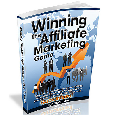 Pay for Winning The Affiliate Marketing Game
