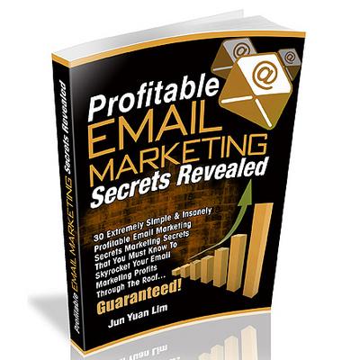 Pay for Profitable Email Marketing Secrets Revealed