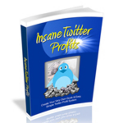 Pay for Insane Twitter Profits (With Resell Rights)