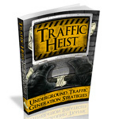 Pay for Traffic Heist (With Master Resell Rights)