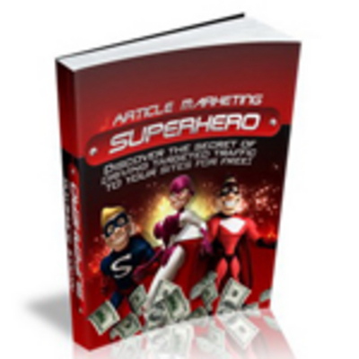 Pay for Article Marketing Superhero (With Master Resell Rights)