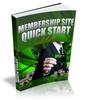 Thumbnail Membership Site Quick Start Guide