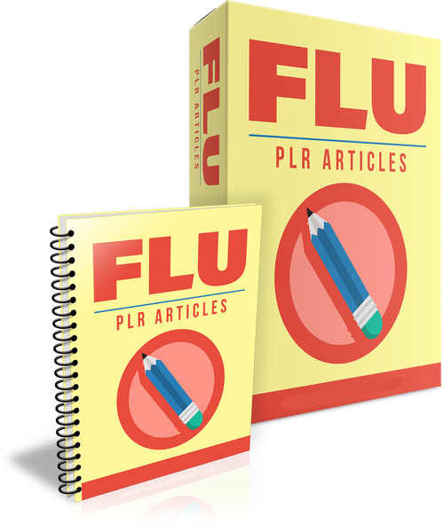 Pay for 10 Flu PLR Articles - High Fevers, Chills, Muscle Aches...