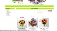 Thumbnail Online Floral Delivery System Source Code