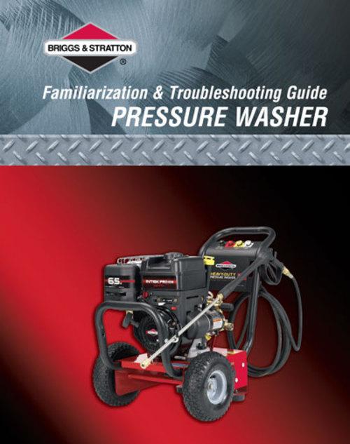 Briggs and Stratton Pressure Washer Manual #B3277GS PDF