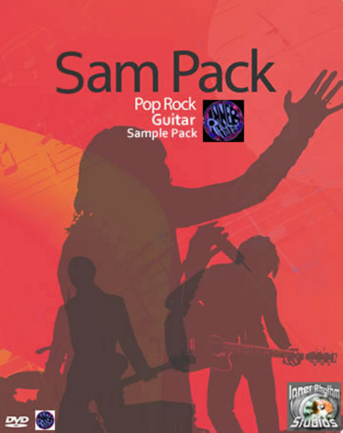 Pay for Pop Rock Guitar Loops For Garageband / Logic Studio 3.76Gigs