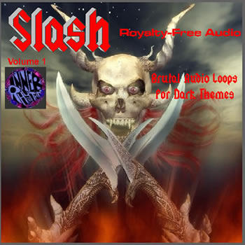 Pay for SLASH VOL.1