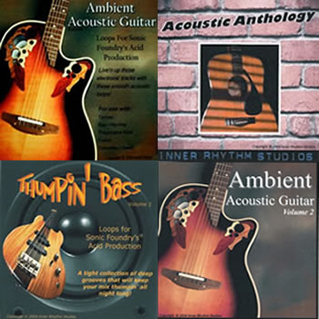 Pay for Acoustic Guitar Loops Pack #1