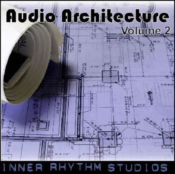 Pay for AUDIO ARCHITECTURE Vol. 2 Royalty Free Music