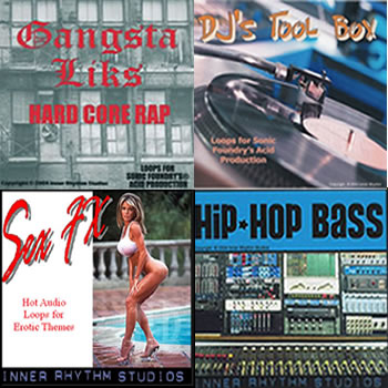 Pay for Hip-Hop Loops Pack #1