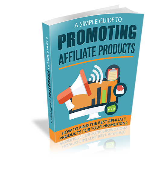 Pay for Simple Guide To Promoting Affiliate Products