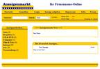 Thumbnail Kleinanzeigen Markt PHP-Script Anzeigenmarkt Inseratenmarkt