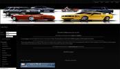 Thumbnail Automarkt Portal Graues Design PHP Script Auto Community